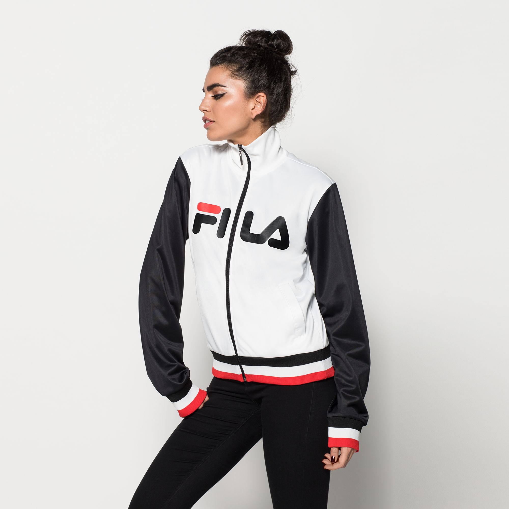 Track Jacket bei FILA